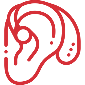 Для лиц с нарушениями по слуху